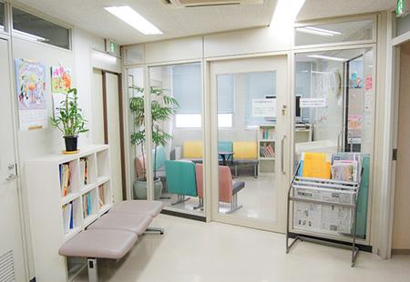 医院の内観の写真03
